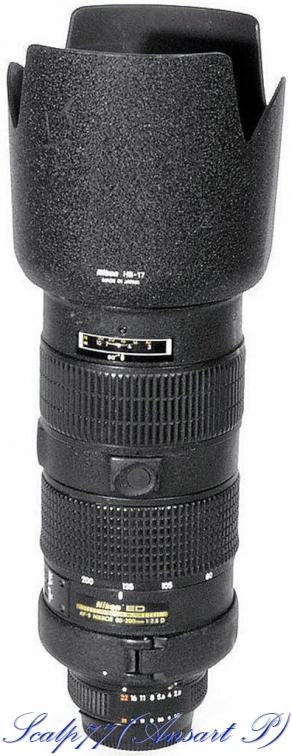 05e1 Nikon 80-200mm f2.8 AF-S