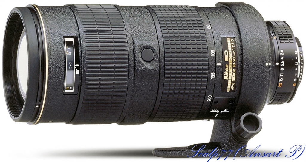 05e2 Nikon 80-200mm f2.8 AF-S