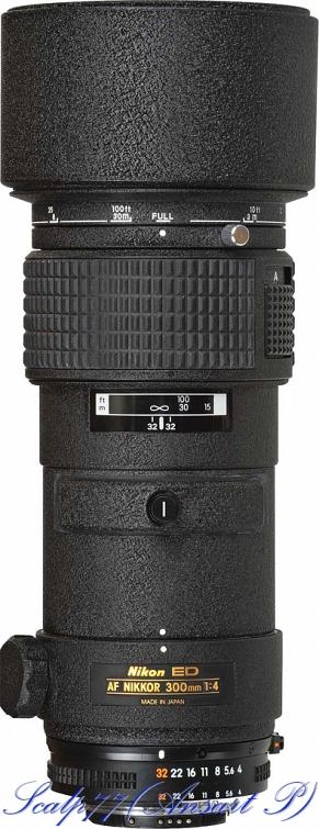 05h1 Nikon 300 f4 AF ED