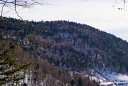 Les Vosges sous la neige