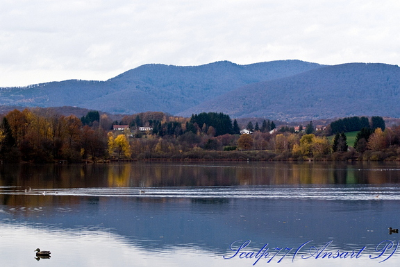lac du Malsaucy automne 2009