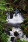 pose longue dans les Vosges Cascade de Géhard