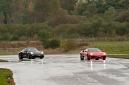 Porsche Turbo et ferrari f430